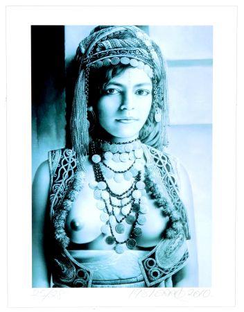 Digitale Druckgrafik Erro - Fatima