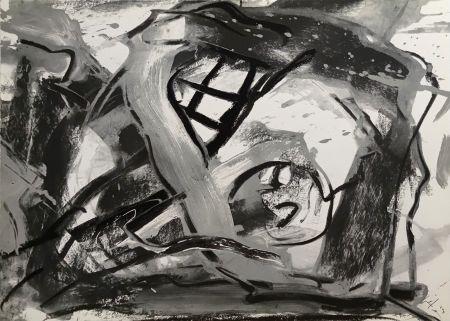 Siebdruck Vedova - Federico Garcia Lorca