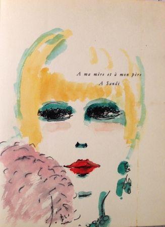 Illustriertes Buch Cassigneul  - Femme