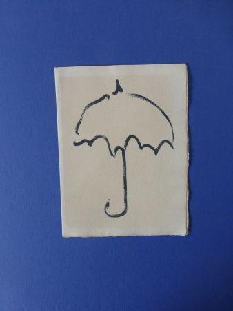 Illustriertes Buch Alechinsky - Fermer enfin son parapluie