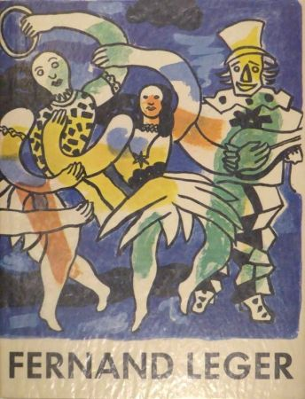 Illustriertes Buch Leger - Fernand Léger. The Complete Graphic Work