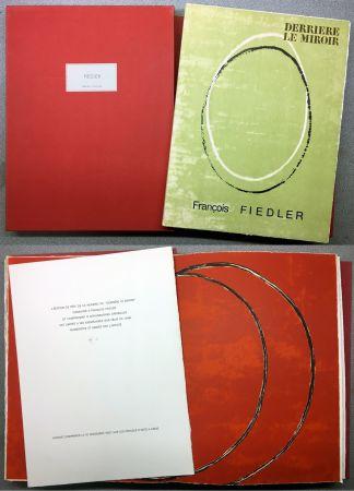 Illustriertes Buch Fiedler - FIEDLER. DERRIÈRE LE MIROIR N°167. Octobre 1967. TIRAGE DE LUXE.