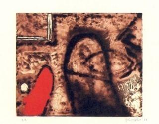 Stich Guinovart - Figura I Vermell