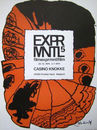 Plakat Alechinsky - Filmexprmntlfilm