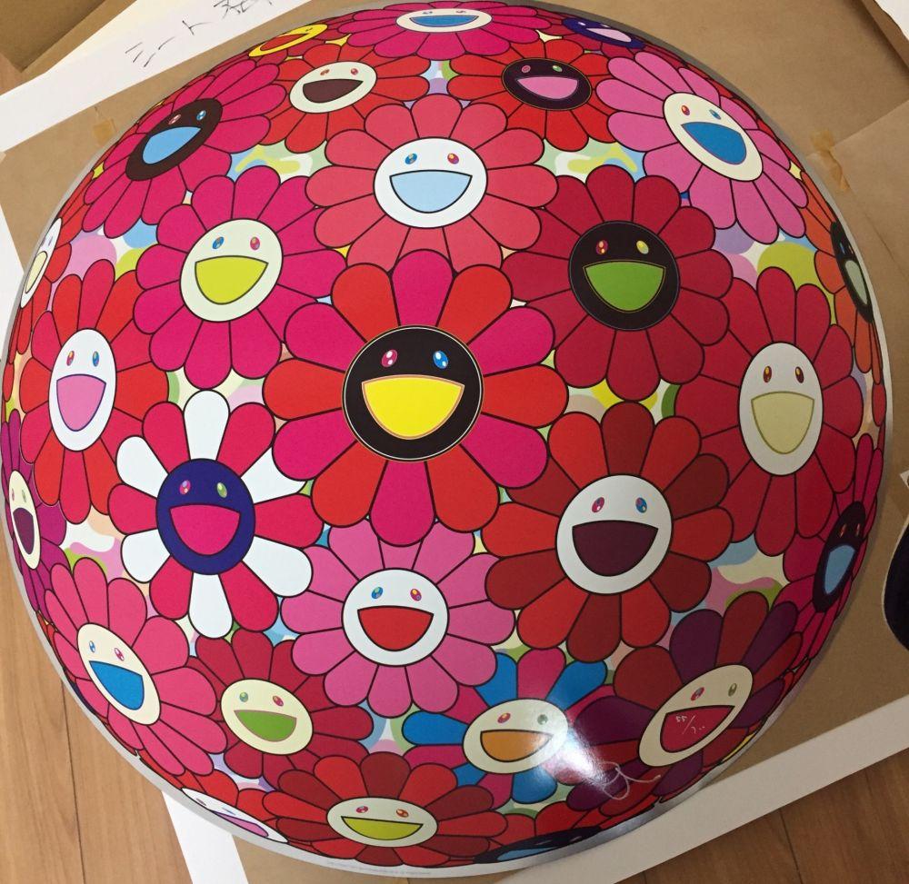 Keine Technische Murakami - Flowerbowl
