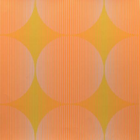 Siebdruck Stanczak - Fractions, from Twelve Progressions