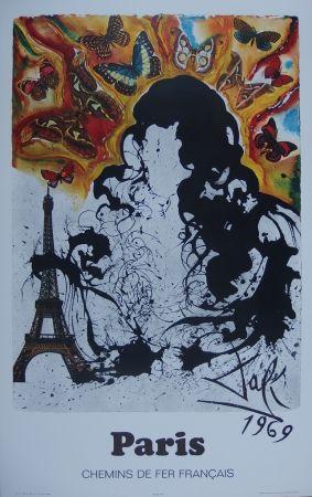 Stich Dali - France : Paris (Sncf)