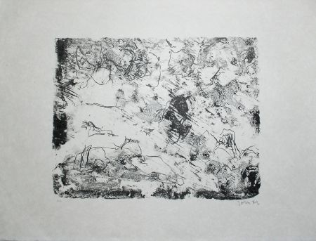 Lithographie Jorn - From