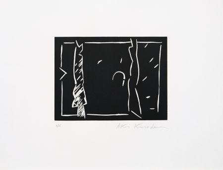Linolschnitt Kuroda - Futur antérieur II