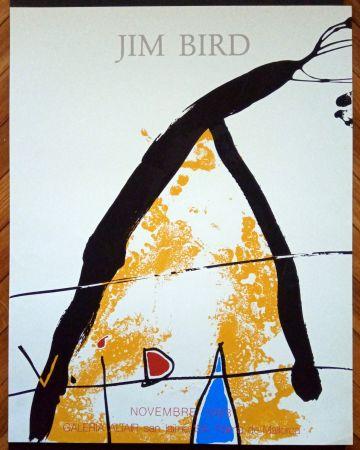 Plakat Bird - Galeria Altair 1983