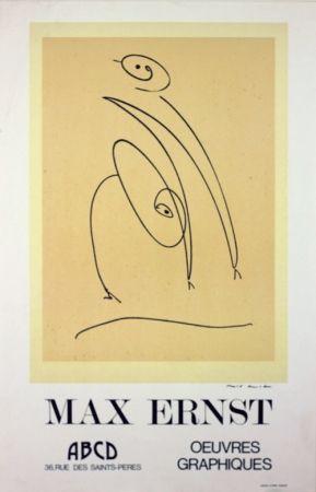 Lithographie Ernst - Galerie A B C D