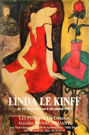 Offset Le Kinff - Galerie Dyan Coquant
