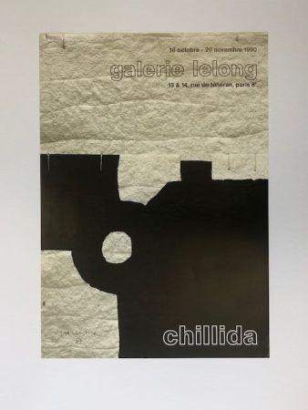 Plakat Chillida - Galerie lelong