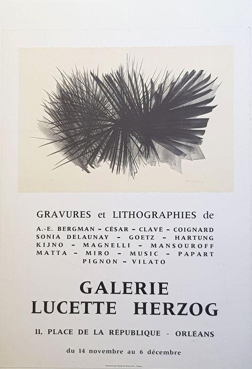Offset Hartung - GALERIE lUCETTE hERZOG