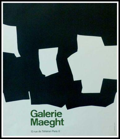 Plakat Chillida - GALERIE MAEGHT PARIS