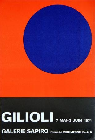 Plakat Gilioli - Galerie Sapiro