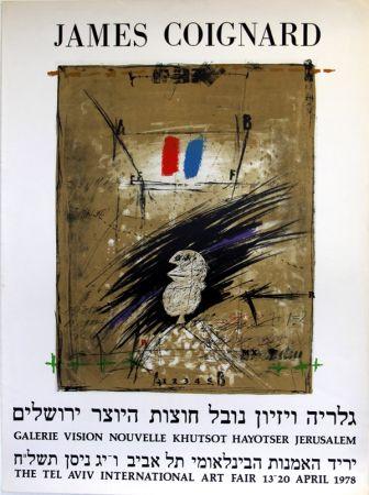 Lithographie Coignard - Galerie Vision Nouvelle