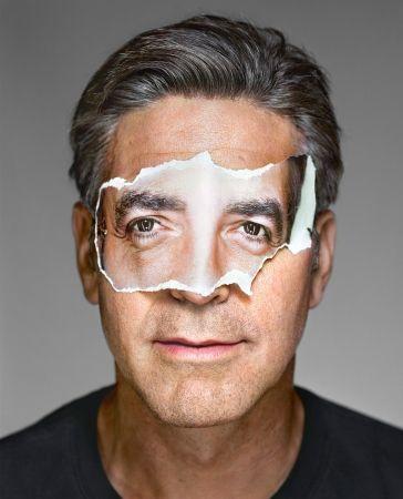 Fotografie Schoeller - George Clooney