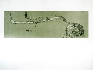 Radierung Und Aquatinta Barcelo - Germe