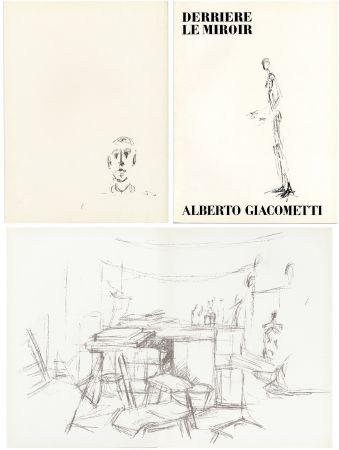 Illustriertes Buch Giacometti - GIACOMETTI - Jean Genet