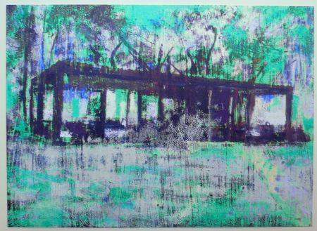 Keine Technische Perez - Glass House turquoise