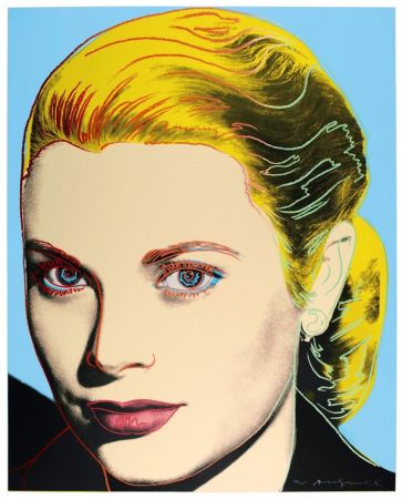 Siebdruck Warhol - Grace Kelly (FS II.305)