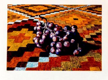 Siebdruck Nesbitt - Grapes