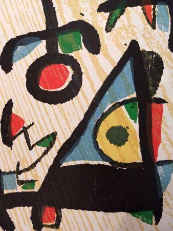 Illustriertes Buch Miró - Graveur 2