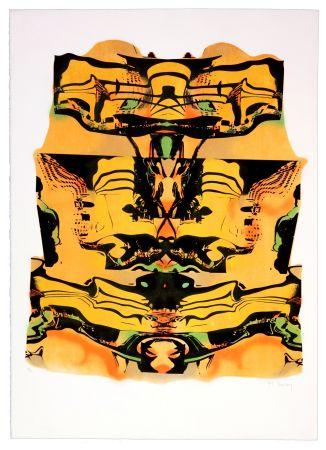 Lithographie Bury - Guggenheim