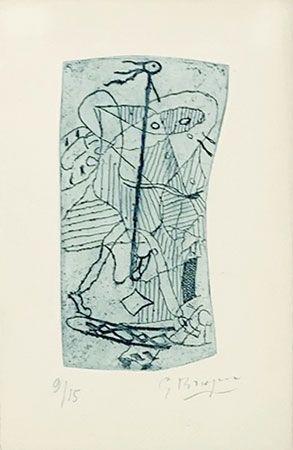 Stich Braque - Héraclite d'Ephèse