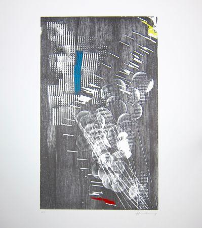 Holzschnitt Hartung - H 1973-3