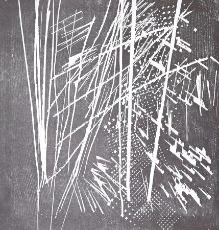 Holzschnitt Hartung - H 1973-9