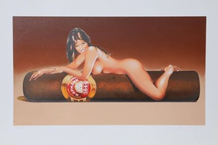Lithographie Ramos - Hav A Havana I