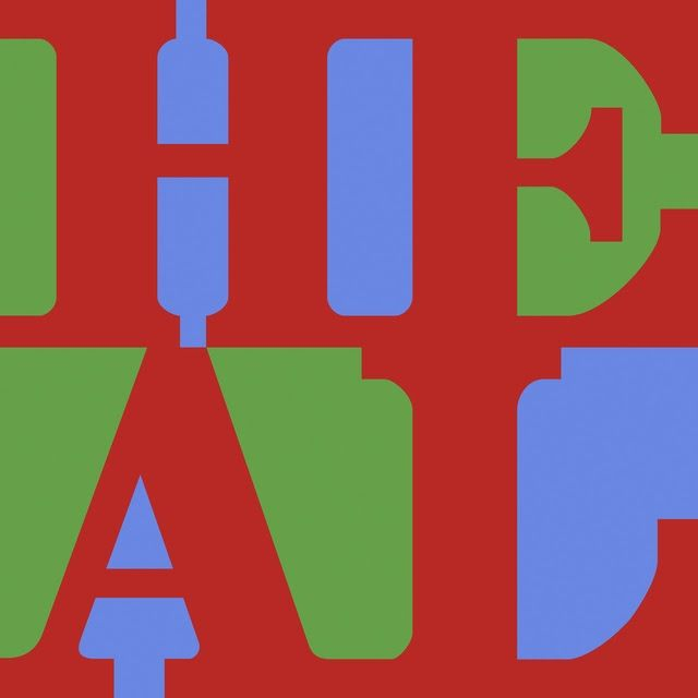 Multiple Indiana - Heal (Red, Green, Blue Variation)