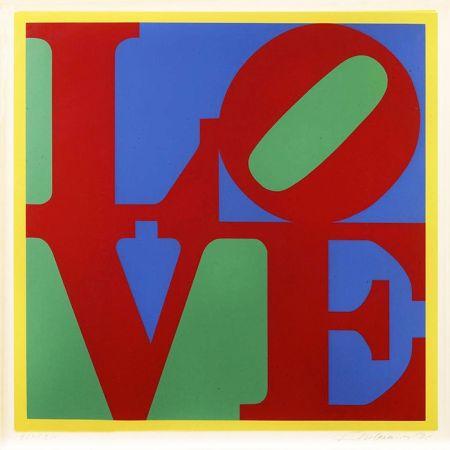 Siebdruck Indiana - Heliotherapy Love