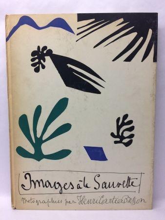 Illustriertes Buch Matisse - Henri CARTIER-BRESSON – Images à la sauvette – Éditions Verve, 1952.