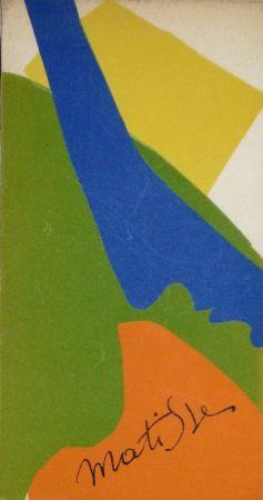 Illustriertes Buch Matisse - Henri Matisse, papier découpés