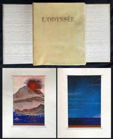 Illustriertes Buch Schmied - HOMÈRE : L'ODYSSÉE (1930-1933)