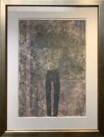 Stich Tamayo - Hombre con brazos sobre la cabeza