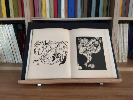 Illustriertes Buch Kandinsky - Hommage