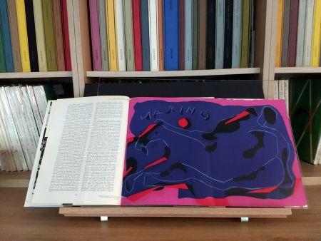 Illustriertes Buch Marini - Hommage