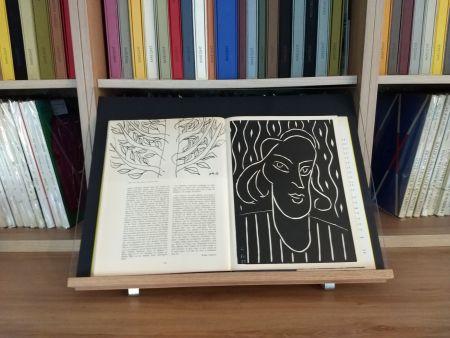 Illustriertes Buch Matisse - Hommage