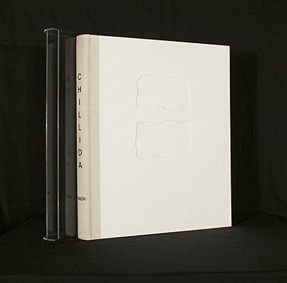 Illustriertes Buch Chillida - Hommage à Johann Sebastian Bach