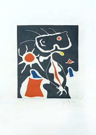 Stich Miró - Hommage à San Lazzaro