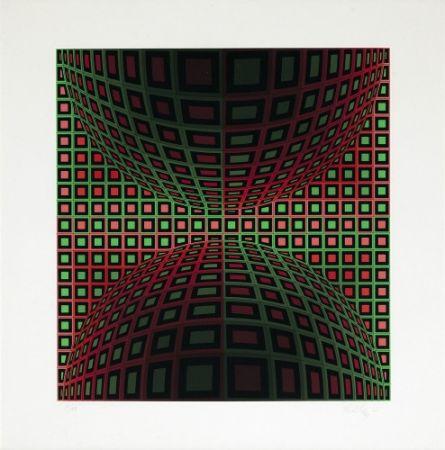 Multiple Vasarely - Homok