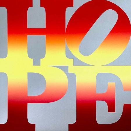 Siebdruck Indiana - Hope/Autumn