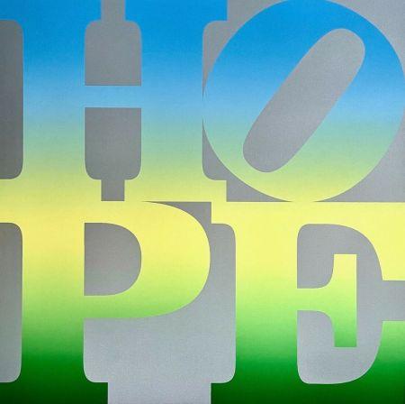 Siebdruck Indiana - Hope/Summer