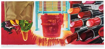 Multiple Rosenquist - House of Fire