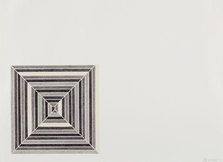 Lithographie Stella - Hyena Stomp, from Jasper's Dilemma