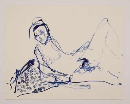 Lithographie Emin - I loved my innocence